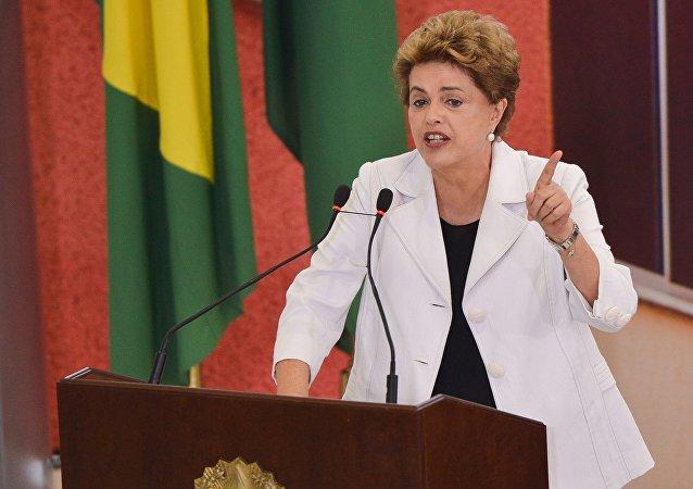 Dilma Rousseff, ex-presidenta do Brasil