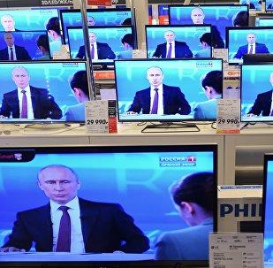 A linha direta com Vladimir Putin