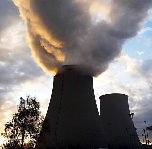 Usina nuclear (imagem referencial)