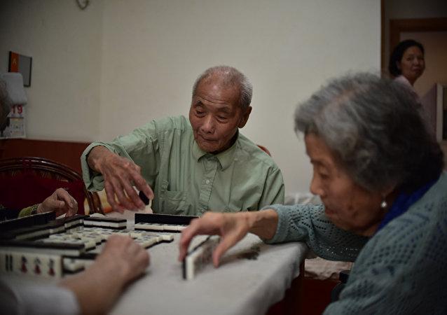 Chineses idosos