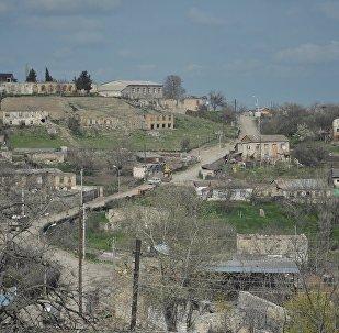 panorama de Nagorno-Karabakh