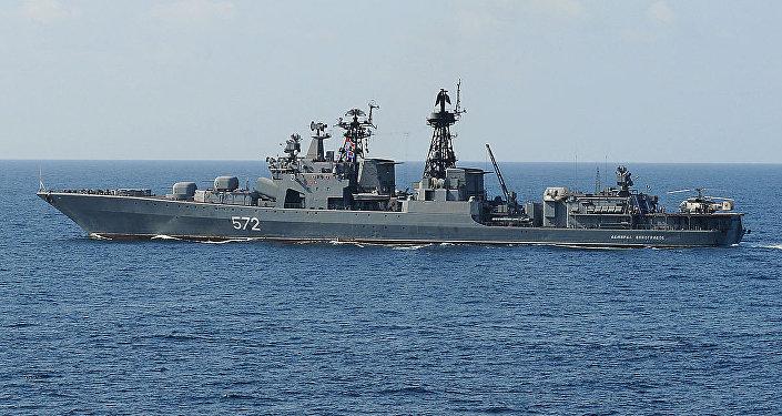 Fragrata russa antissubmarino Almirante Vinogradov