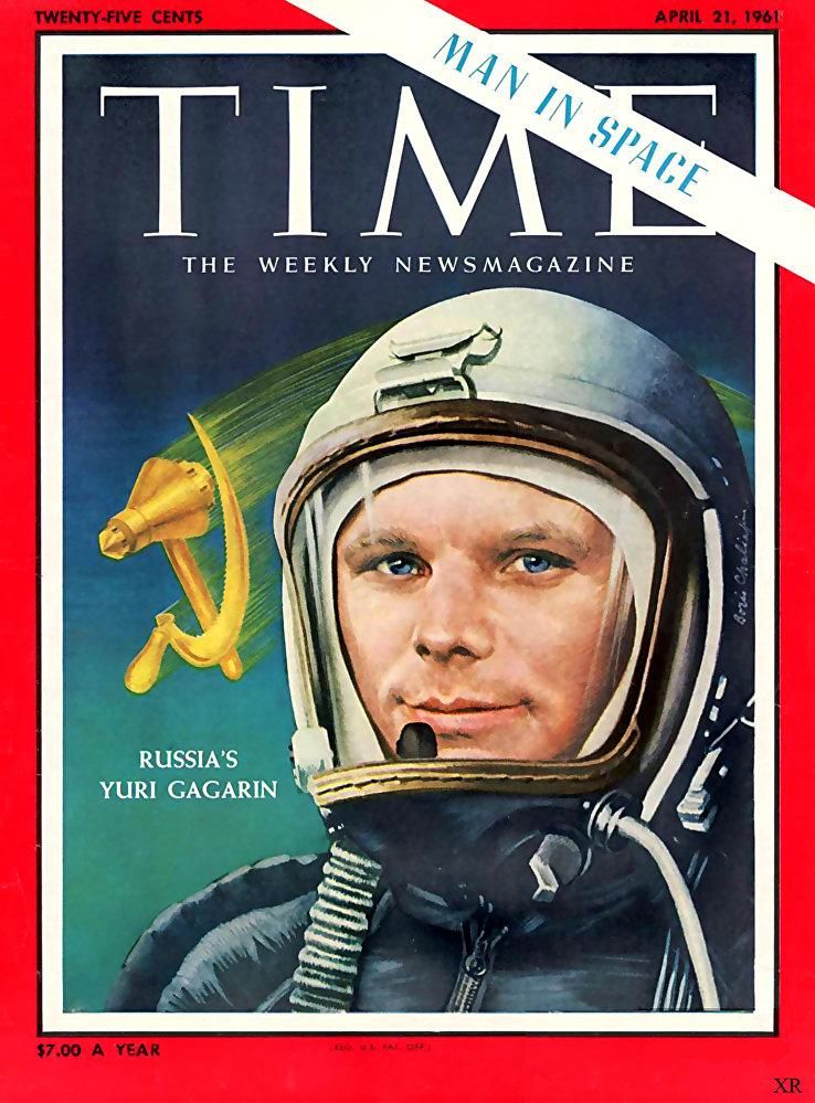 Time Magazine, 21 de abril de 1961