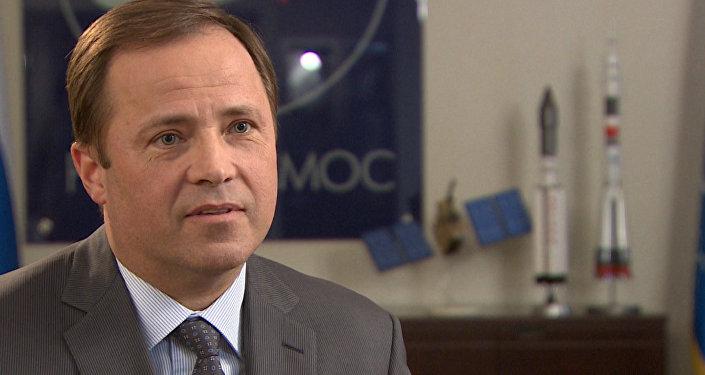 Entrevista do chefe da Roscosmos