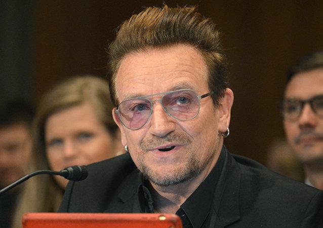 Bono, vocalista do U2
