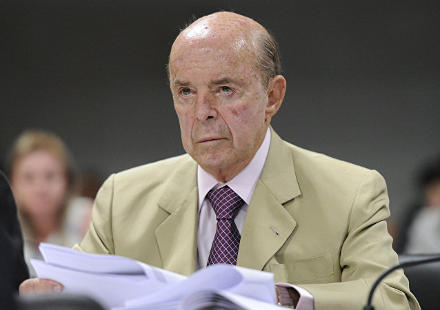 Francisco Dornelles, vice-governador do Rio de Janeiro