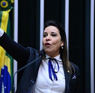 Deputada Raquel Muniz (PSD-MG)