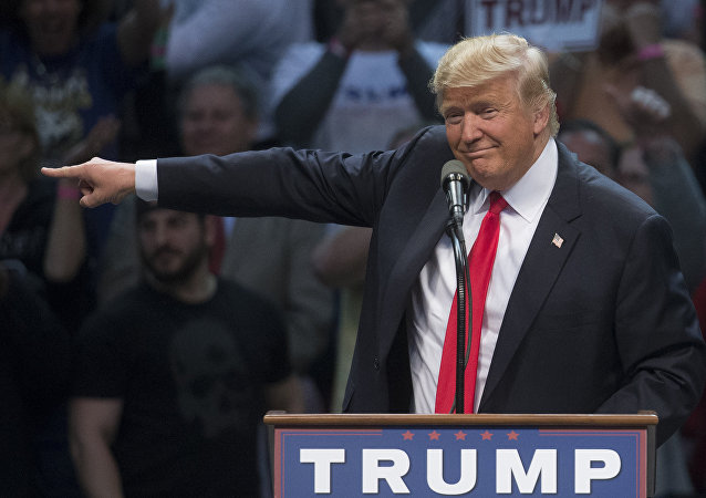 Donald Trump discursa em Buffalo, Nova York