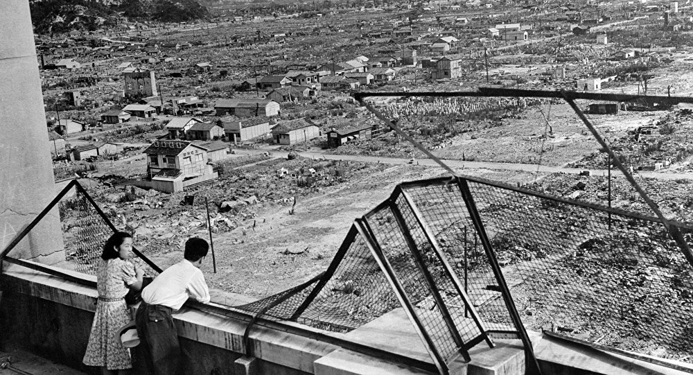 A cidade de Hiroshima, 1948