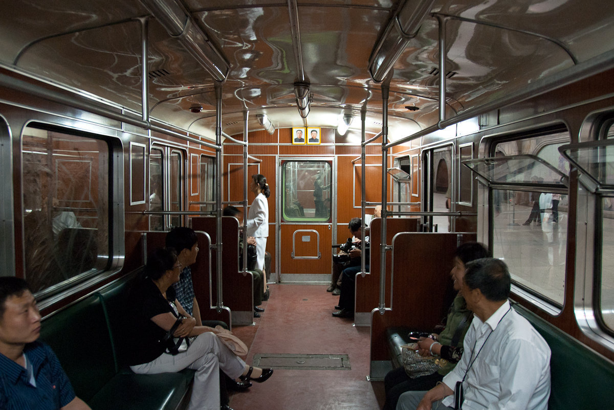 Metrô de Pyongyang