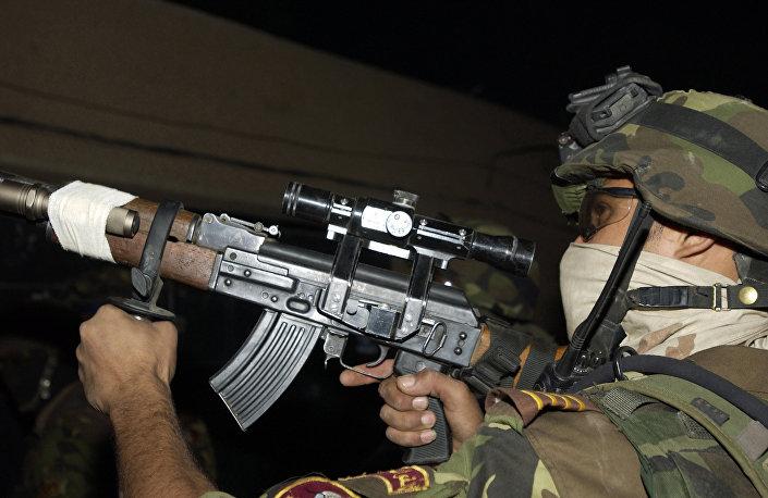 Fuzil de assalto Tabuk