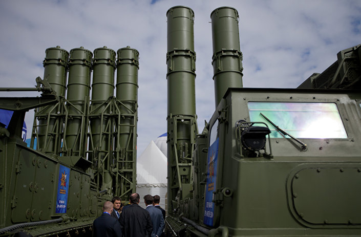 Sistema S-300 de defesa aérea