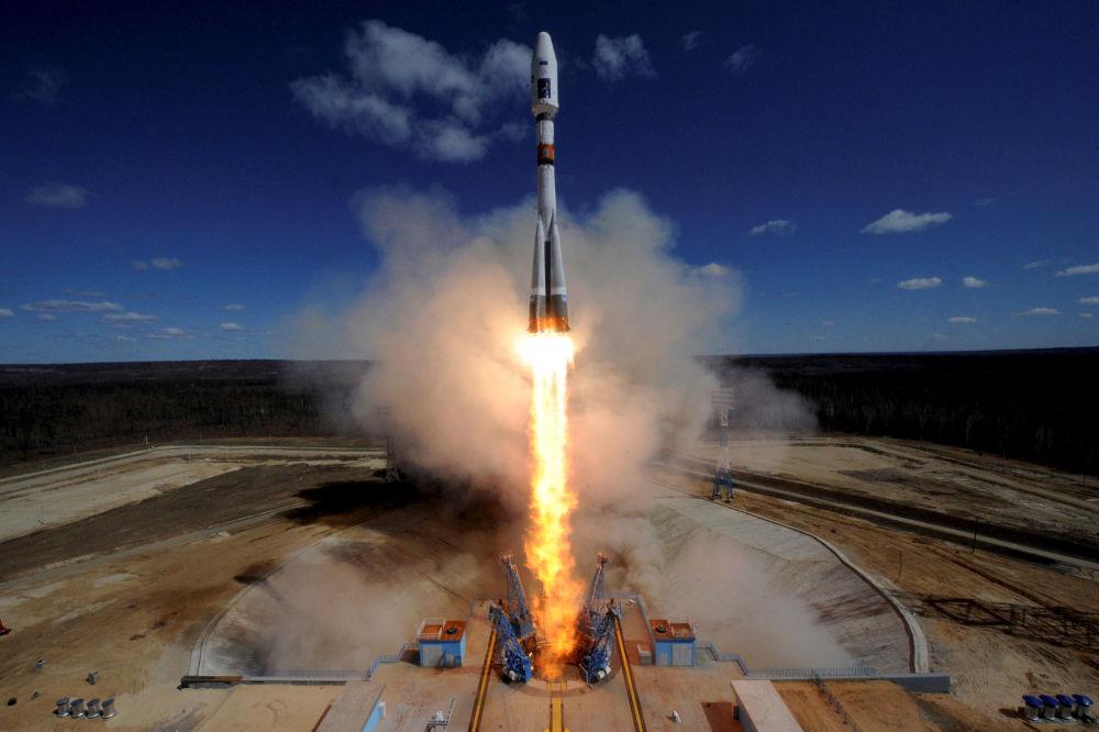 Primeiro lançamento do cosmódromo de Vostochny