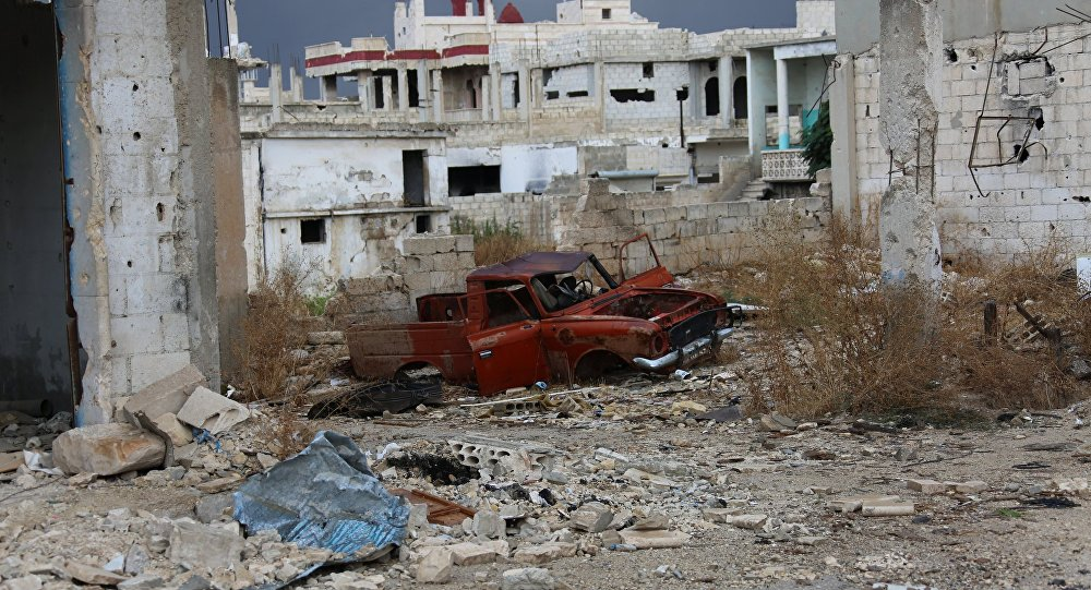La ciudad de Murek, provincia de Hama, liberada por Ejército sirio
