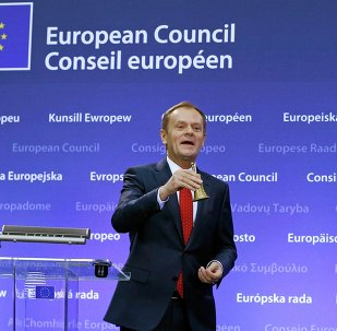 Presidente do Conselho Europeu Donald Tusk