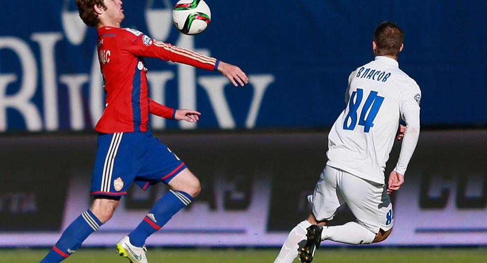 Mário Fernandez, do CSKA Moscou.