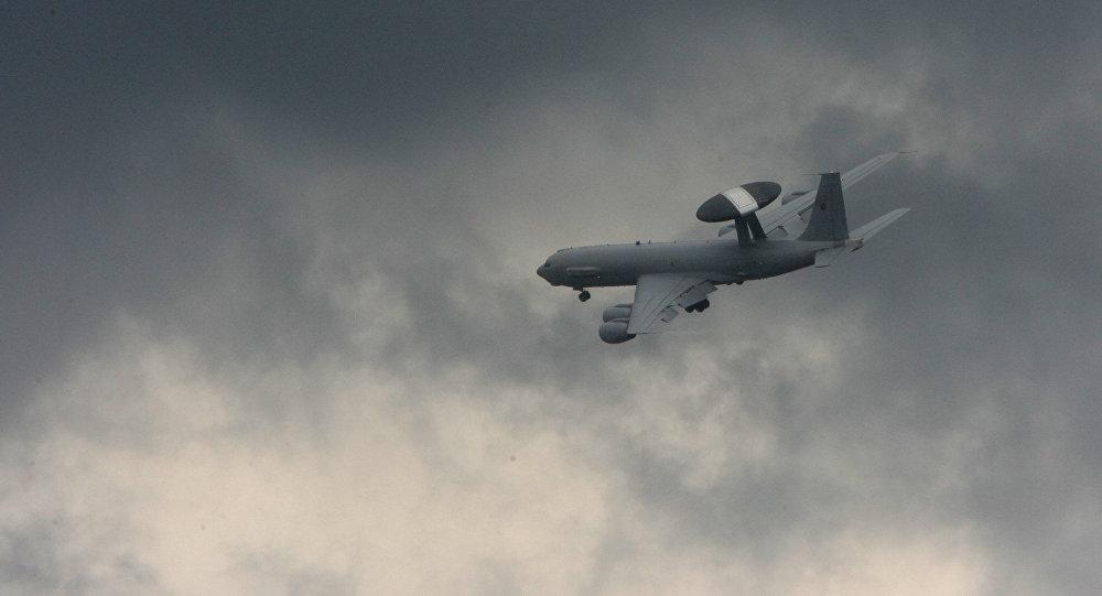 Boeing E-3B Awacs
