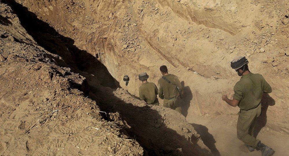 Forças de Defesa de Israel encontram 3° túnel do Hezbollah
