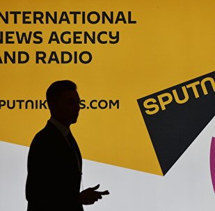 A Sputnik no Fórum Econômico do Oriente em Vladivostok