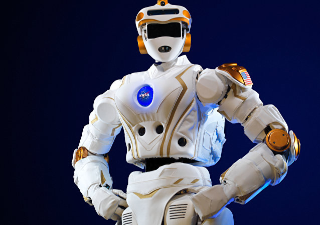 Robô R5 DA nasa, humanoide mais novo
