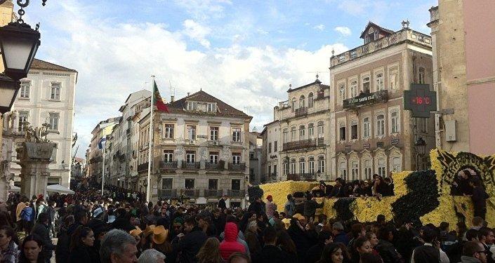Assim foi a Queima das Fitas em Coimbra, em 9 de maio de 2016