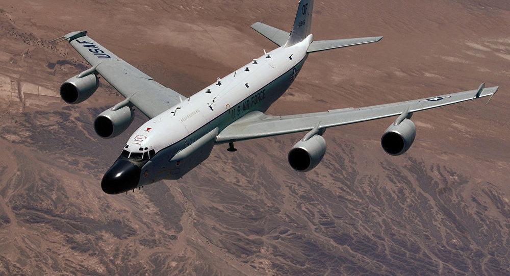 RC-135 (imagem referencial)
