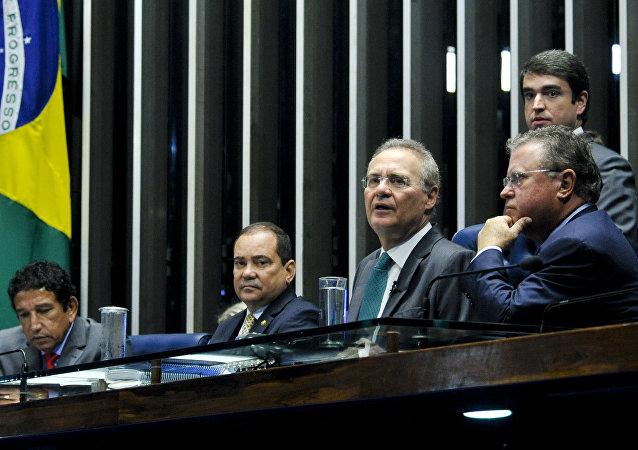 Senado Federal decide sobre afastamento de Dilma Rousseff