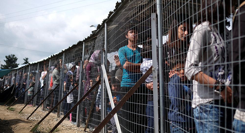 A crise migratória na UE