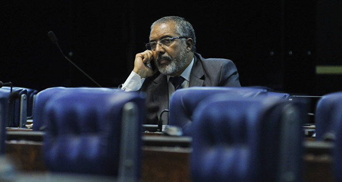 Senador Paulo Paim, do PT-RS