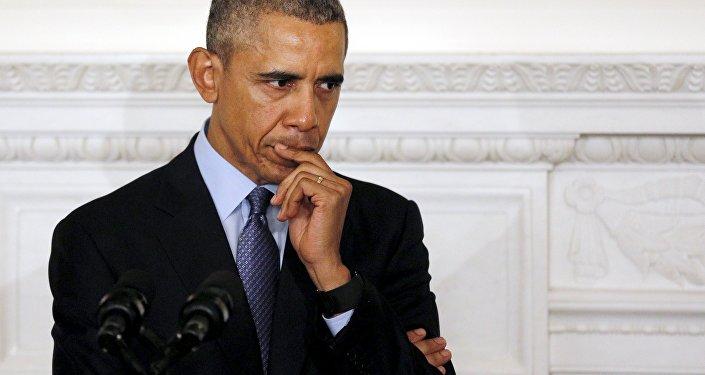 Presidente dos EUA Barack Obama.
