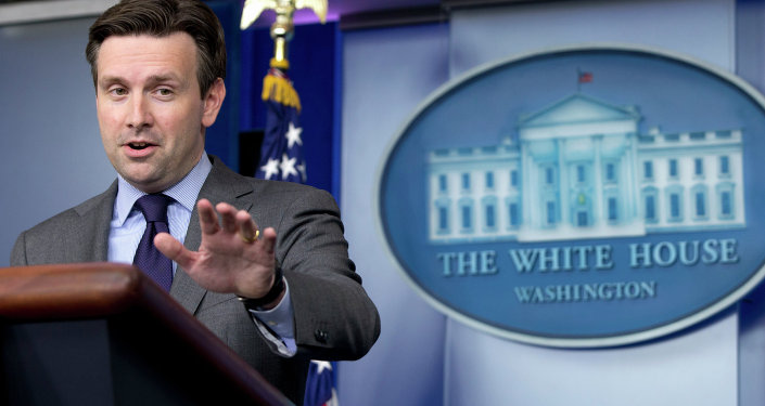 Porta-voz da Casa Branca, Josh Earnest