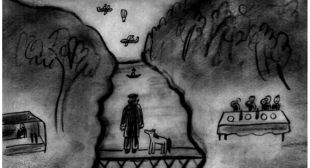 Animação Three Love Stories de  Svetlana Filippova