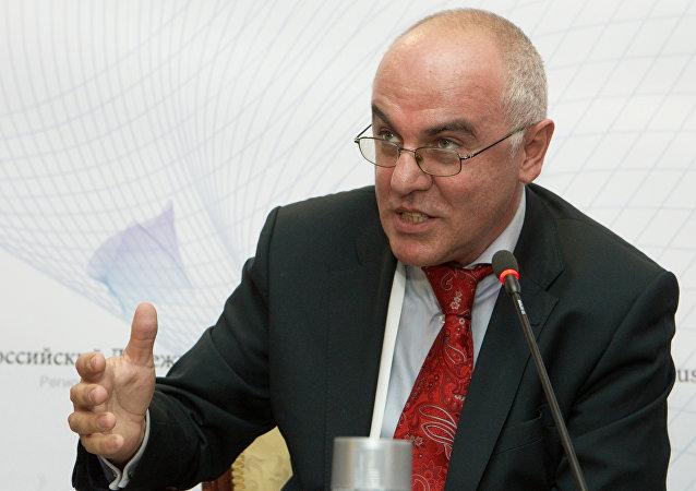 Vice-presidente do Vnesheconombank, Sergey Vasiliev