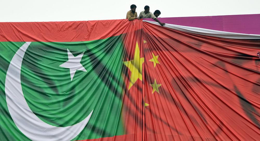 China comenta sobre construção de base militar no Paquistão
