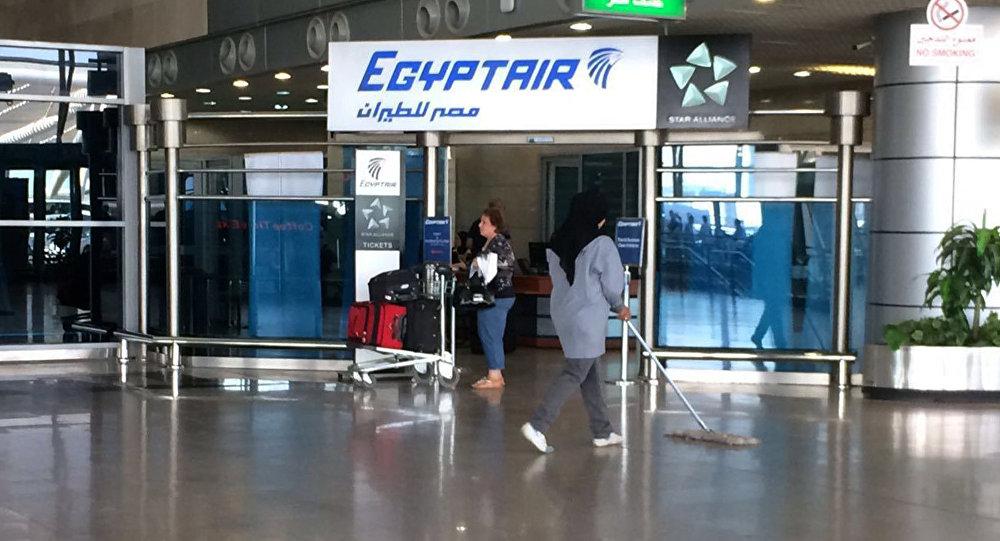 Aeroporto Internacional do Cairo (arquivo)