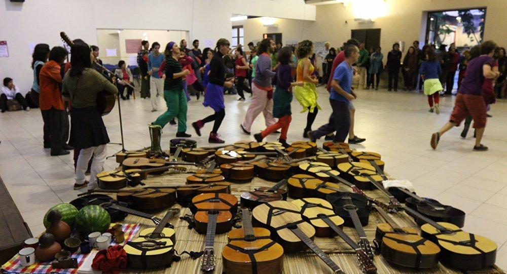 Sede da Funarte em SP está ocupada por movimentos que protestam a extinção do Ministério da Cultura