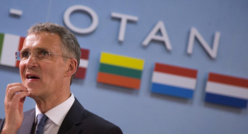 Jens Stoltenberg, secretário-geral da OTAN