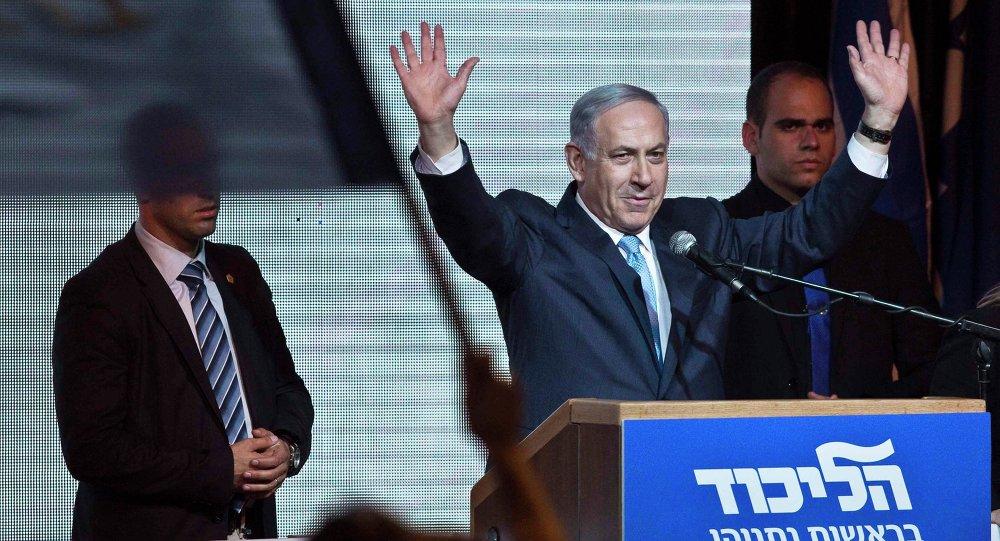 Primeiro-ministro de Israel Benjamin Netanyahu