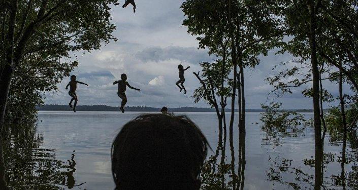 Fotógrafo brasileiro Mauricio Lima, tirou 2º lugar com esta foto, na categoria Vida Cotidiana no World Press Photo 2016