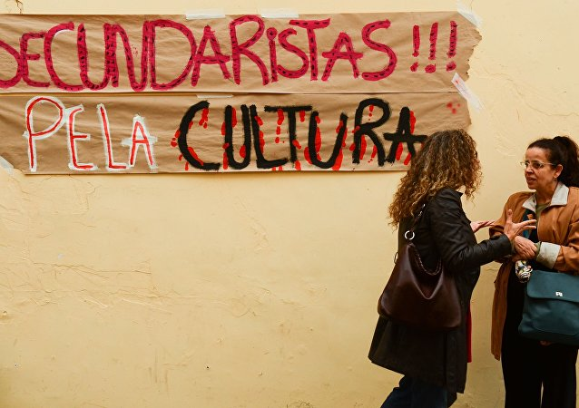 protestos cultura