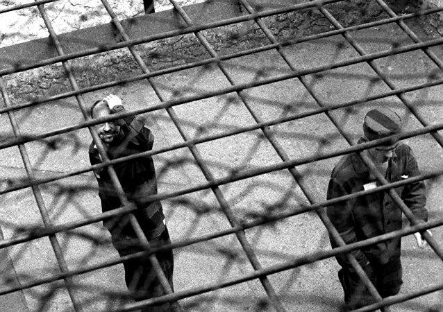 Prisão de Vladimir. Foto de arquivo