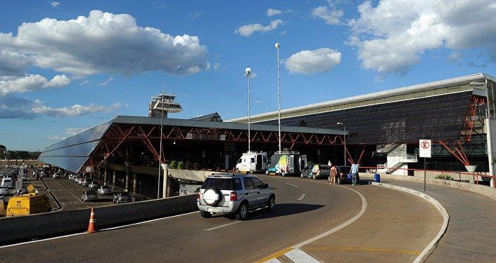 Aeroporto Internacional de Brasília – Presidente Juscelino Kubitschek (arquivo)