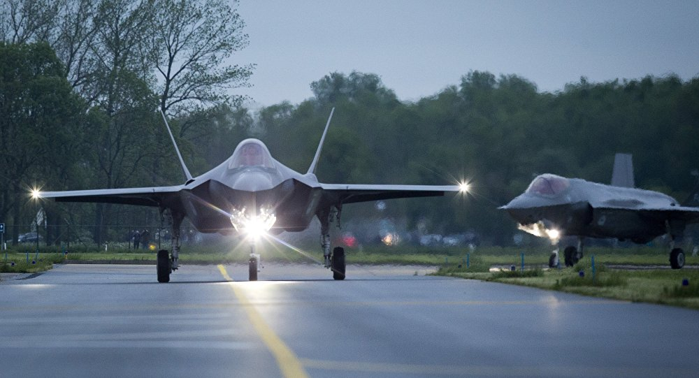 "Como ""matar"" um F-35 Joint Strike Fighter"