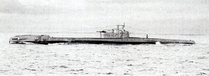 Submarino inglês P311