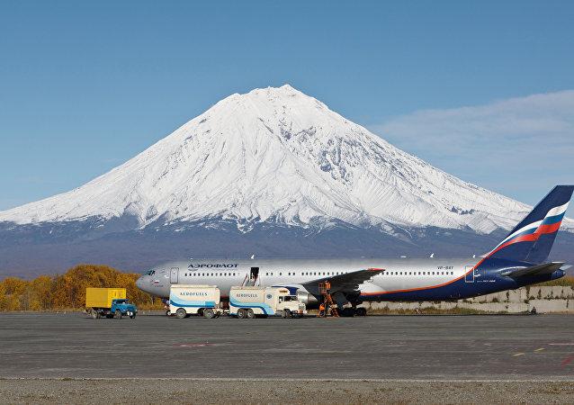 Aeroporto internacional de Kamchatka