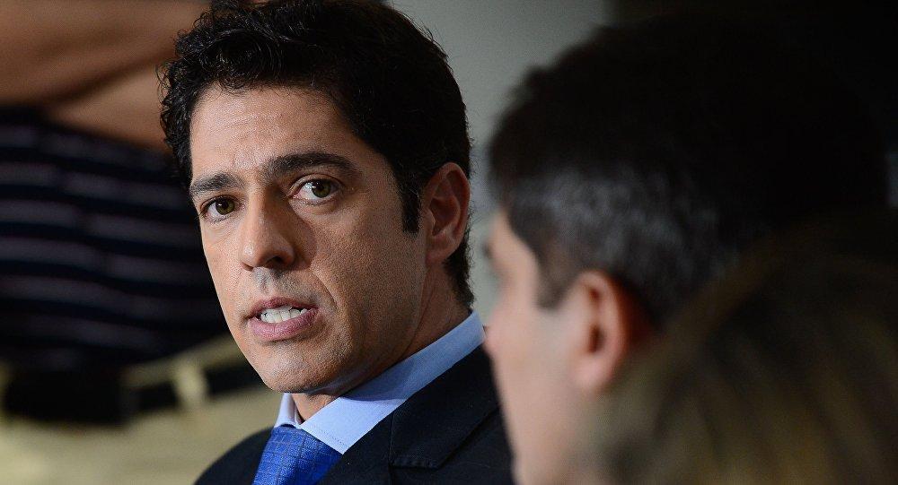 Delegado titular da Delegacia de Repressão a Crimes de Informática, Alessandro Thiers
