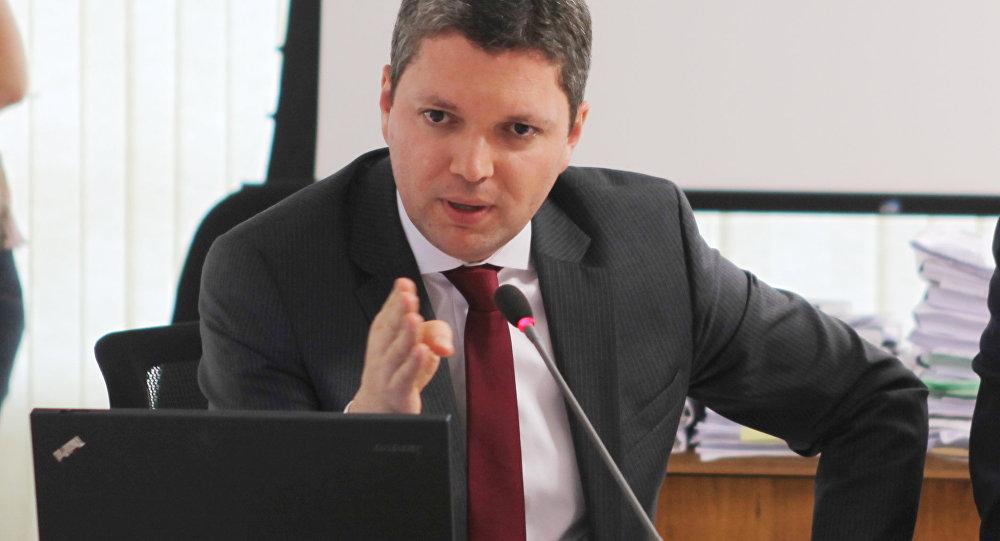 Fabiano Silveira, ministro de Fiscalização, Transparência e Controle