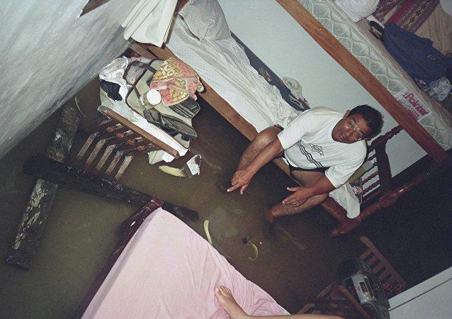 Inundações no Brasil