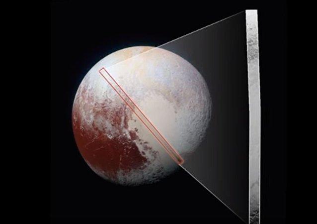 Plutão de perto e em pessoa