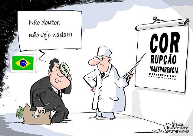O ministro da Transparência, Fiscalização e Controle, Fabiano Silveira